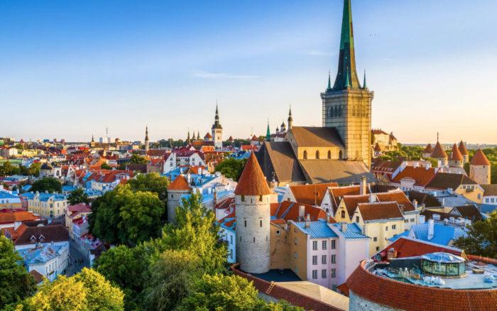0 € d'impôts en Estonie