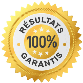 100% Résultats garantis