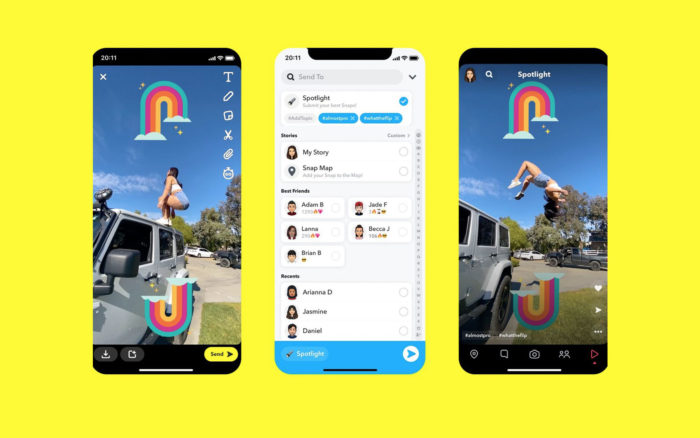 5 trucs et astuces pour Snapchat