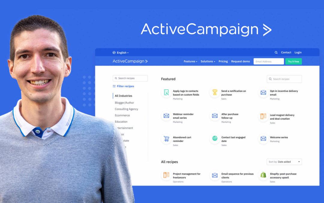 Active Campaign : ses avantages et inconvénients
