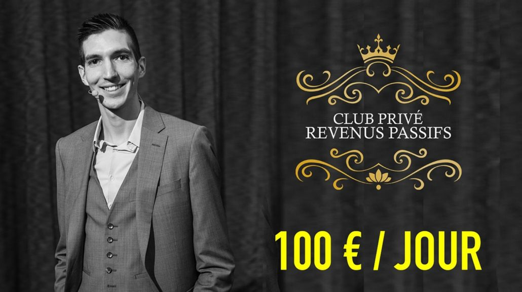 Club prive revenus passifs