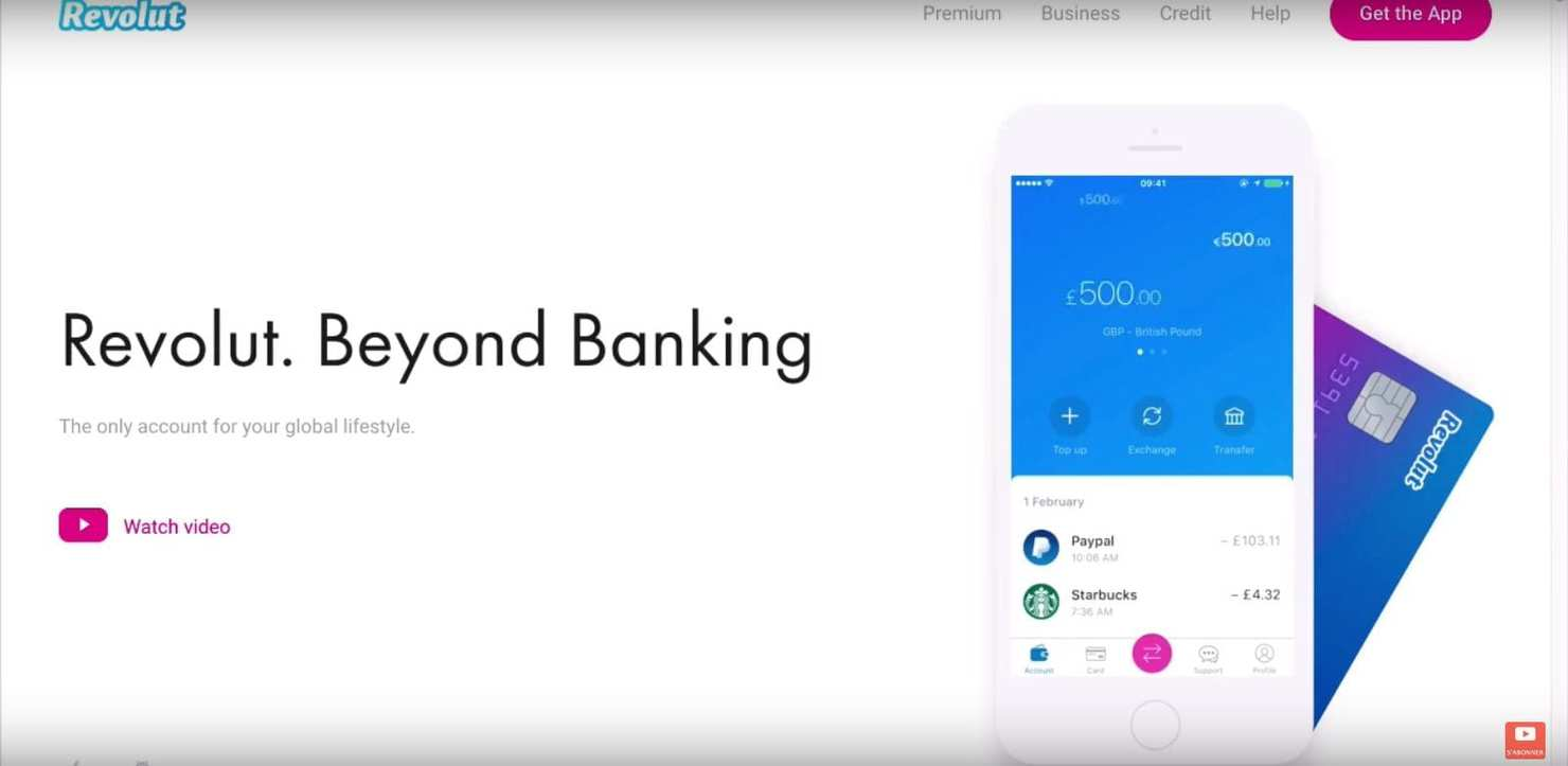 Comment AVOIR 1 CARTE BANCAIRE INTERNATIONALE en 5 MINUTES ? (REVOLUT)
