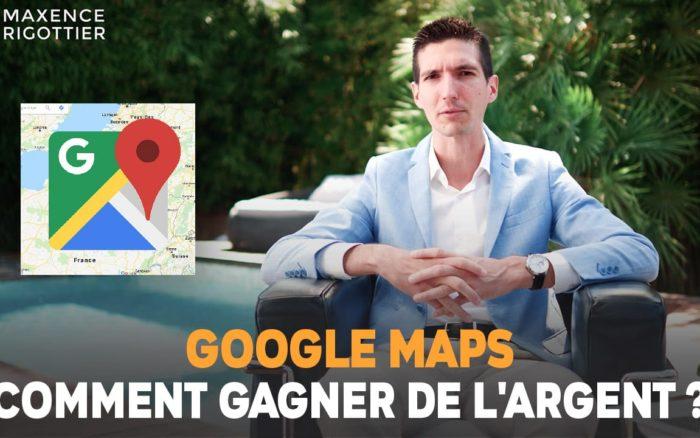 Comment GAGNER de l'ARGENT avec GOOGLE MAPS ?