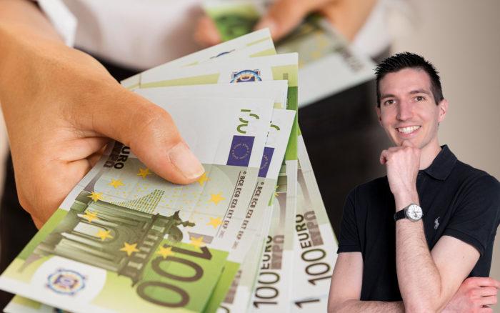 Comment gagner de l'argent avec 1000 euros?