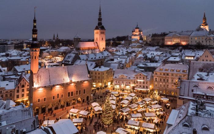 L'étude complète de l'Estonie (0 impôts - Business offshore)