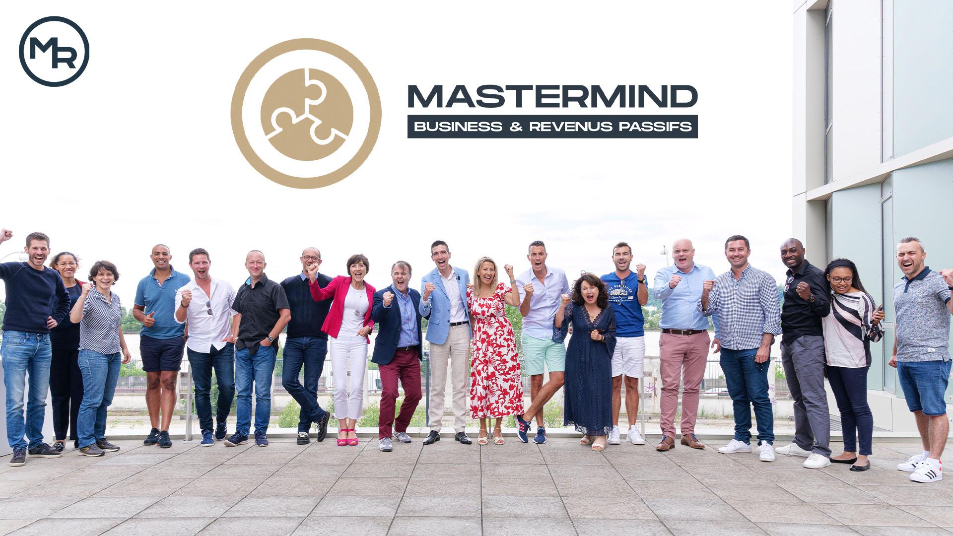 Bannière Mastermind Business& Revenus Passifs