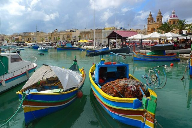 le climat à Malte