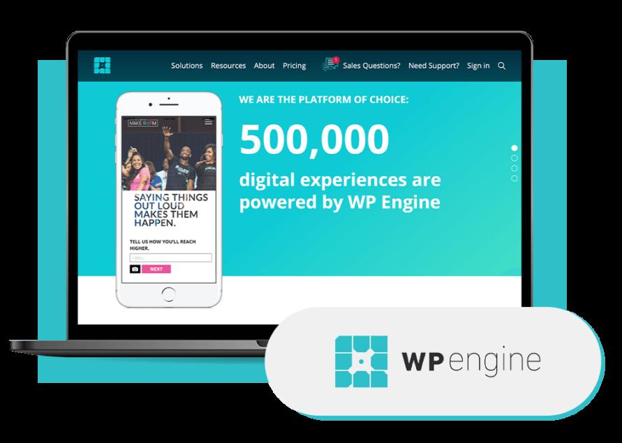 Les outils de Maxence Rigottier : WP Engine