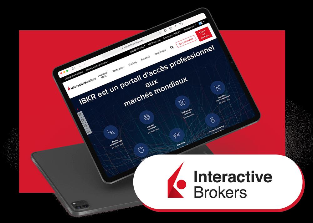 Les outils de Maxence Rigottier : Interactive Brokers