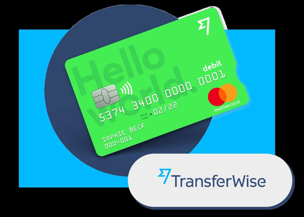 Les outils de Maxence Rigottier : TransferWise