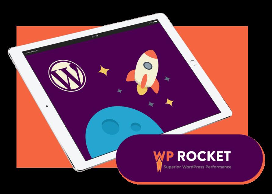 Les outils de Maxence Rigottier : WP Rocket