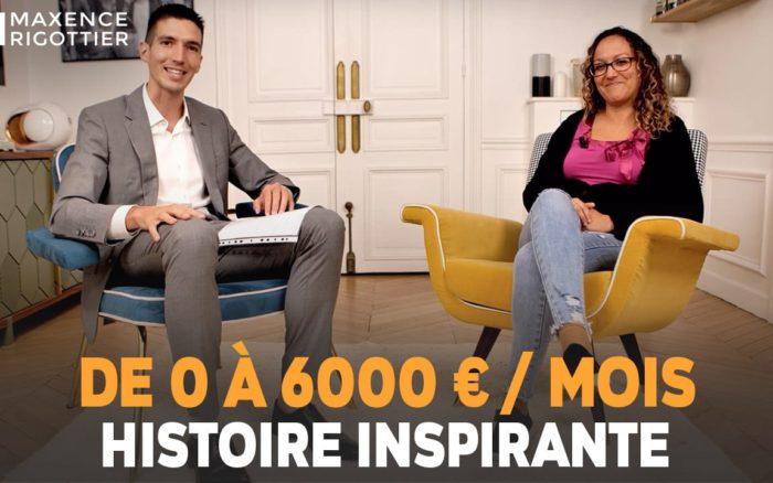 De 0 à 6000€/MOIS - COACH pour ENTREPRENEURS - ASSYA YOUSFI