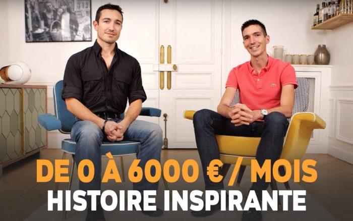 De 0 à 6000 EUROS/MOIS ! JÉRÉMY BAMBINI - COACH NUTRITION & FITNESS