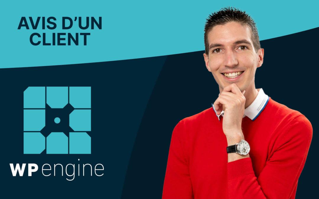 Mon avis sur WP Engine, l'hébergeur spécialisé WordPress