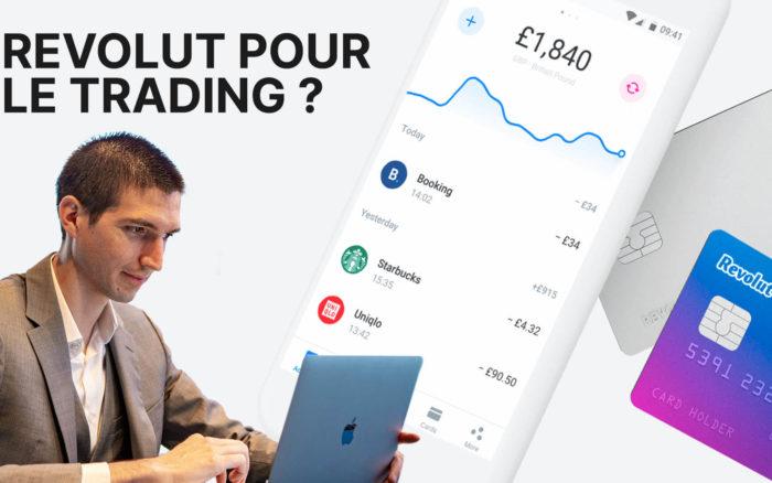 Ouvrir un compte Revolut pour investir en bourse : que savoir ?