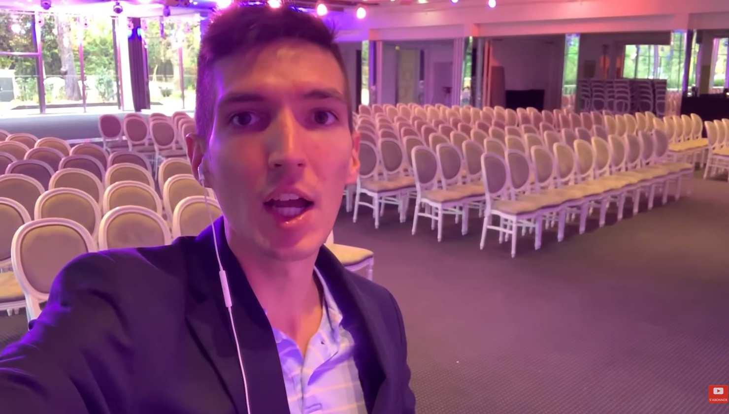 Séminaire business – les coulisses (b.i.0. 2.0 live) – pavillon d'armenonville à paris