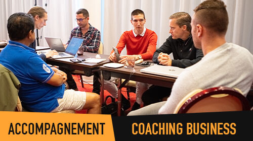Accompagnement et coaching business par Maxence Rigottier