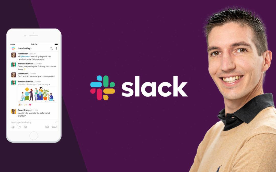 Slack : un outil idéal pour gérer son équipe et ses projets