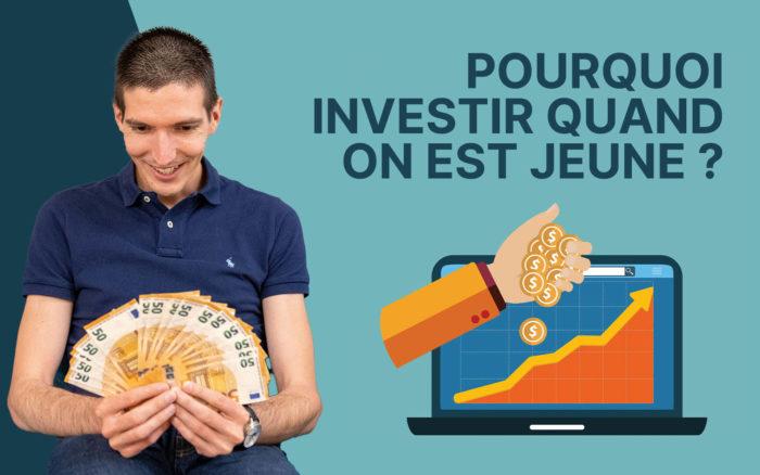 Stratégie d'investissement : investir quand on est jeune !