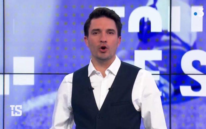 Tout le Sport (France 3 – présente Yoann KOWAL - Marque Maxence RIGOTTIER