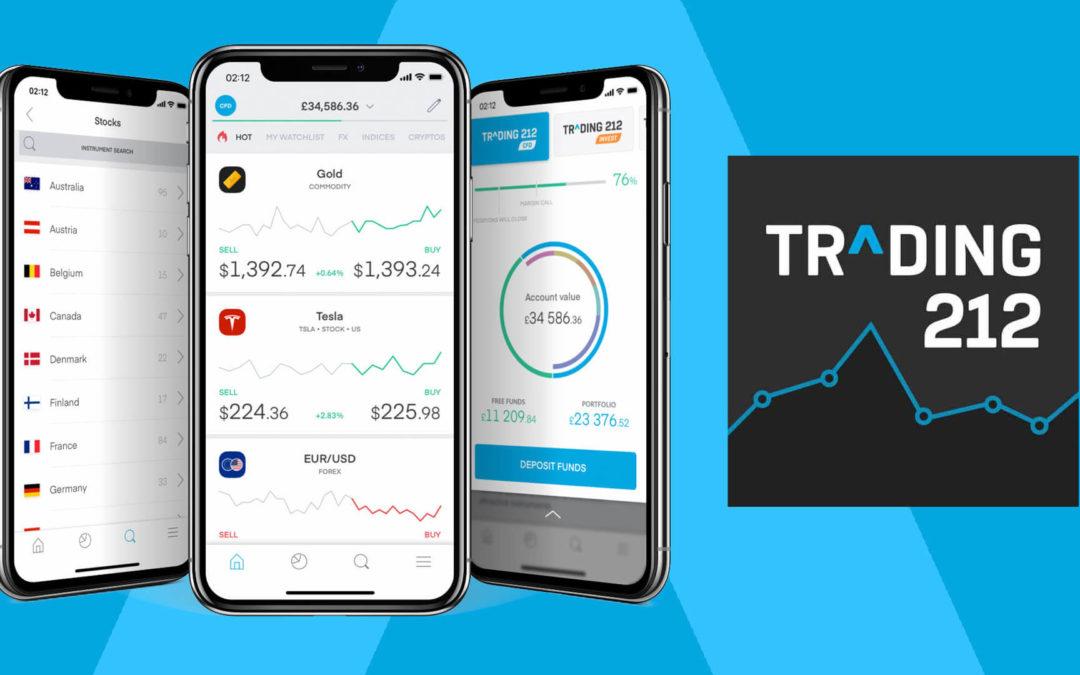 Trading 212 : avantages et inconvénients